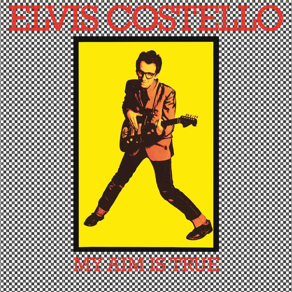Copertina Disco Vinile 33 giri My Aim Is True di Elvis Costello