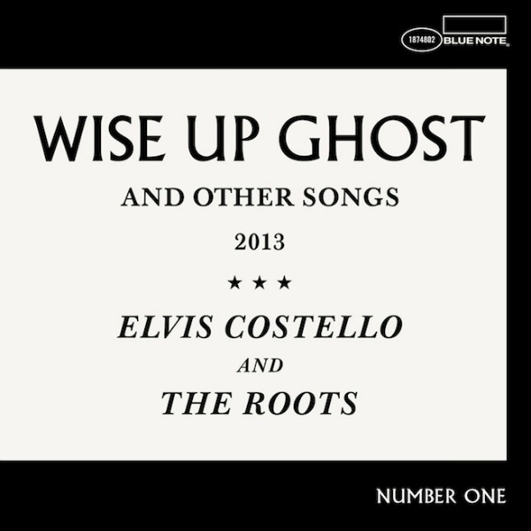 Copertina Disco Vinile 33 giri Wise Up Ghost [2 LP] di Elvis Costello