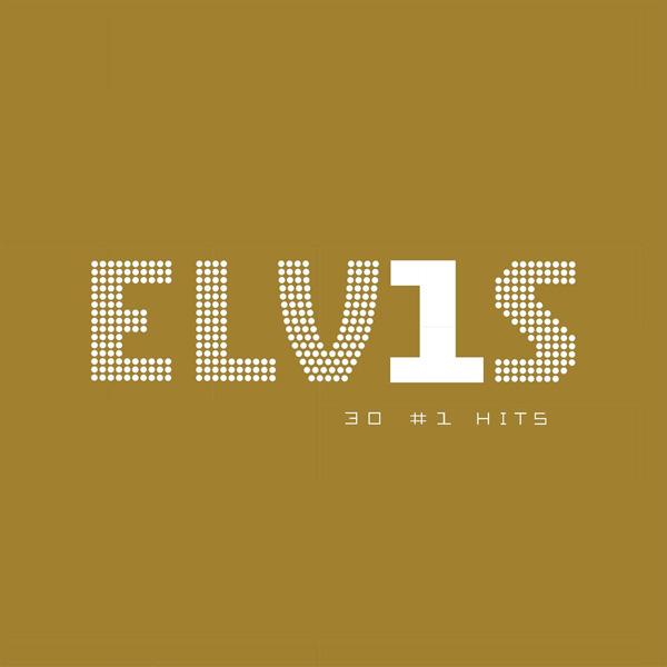 Copertina Vinile 33 giri Elvis 30 #1 Hits [2 LP] di Elvis Presley