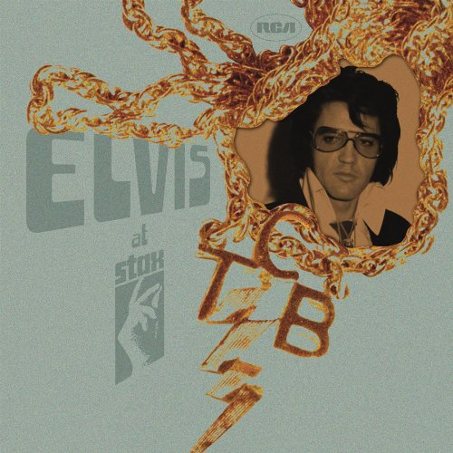 Copertina Disco Vinile 33 giri Elvis at Stax [2 LP] di Elvis Presley
