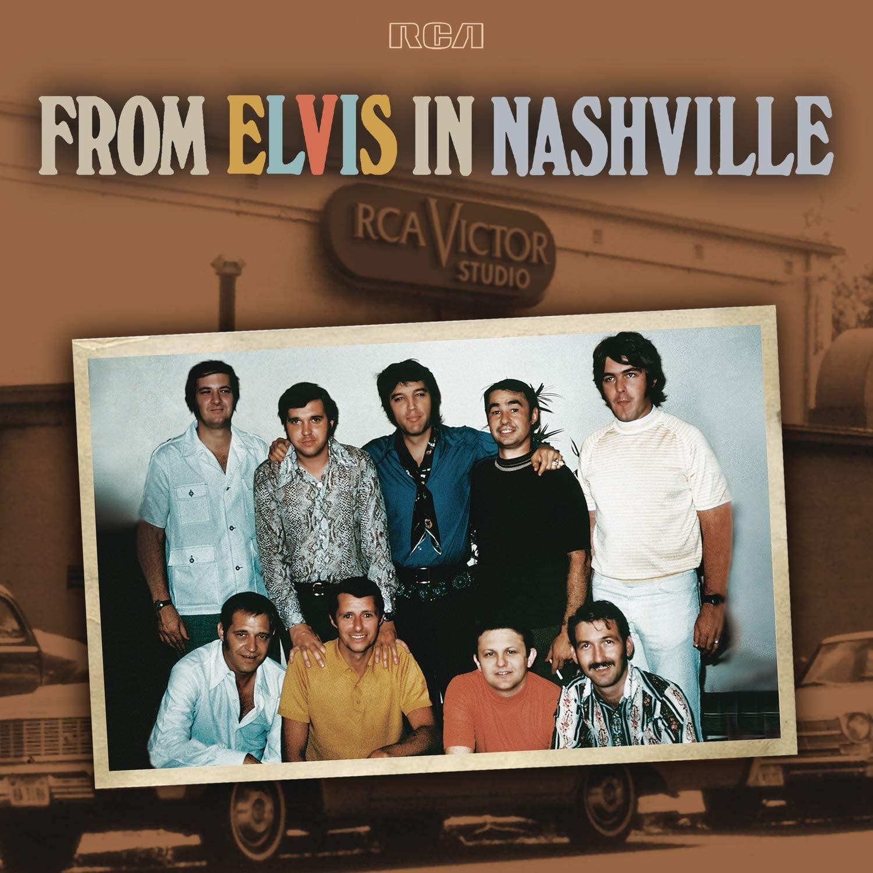 Copertina Vinile 33 giri From Elvis In Nashville [2 LP] di Elvis Presley