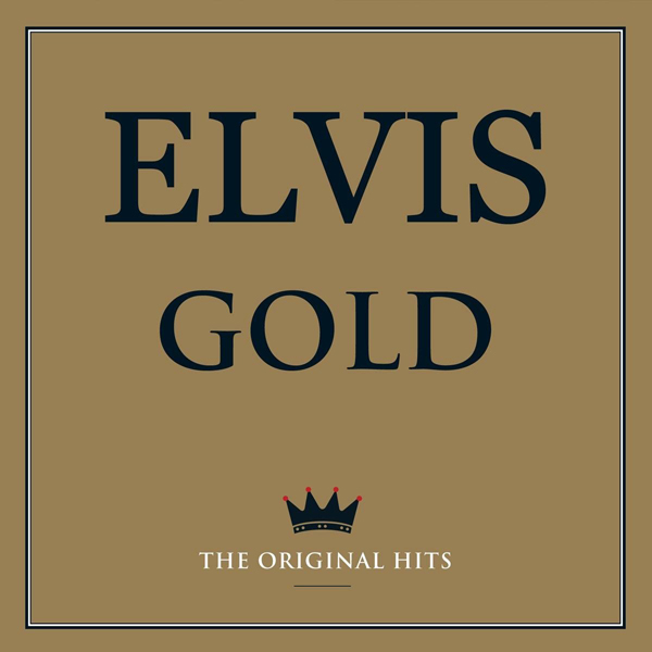 Copertina Disco Vinile 33 giri The Original Hits [2 LP] di Elvis Presley