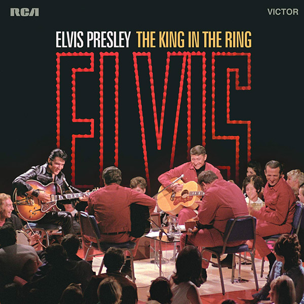 Copertina Vinile 33 giri The King In The Ring [2 LP] di Elvis Presley
