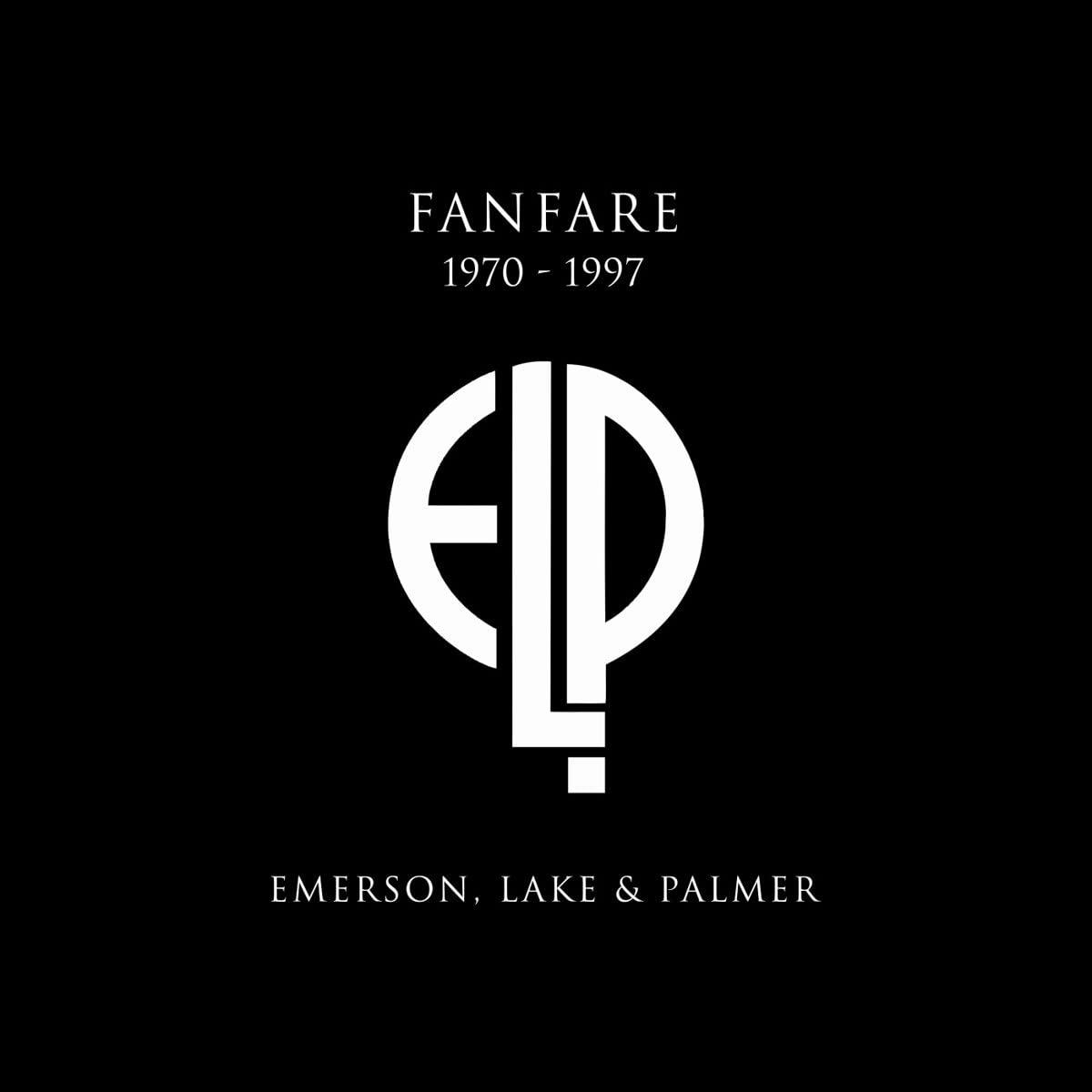 Copertina Vinile 33 giri Fanfare: 1970-1997 di Emerson, Lake & Palmer