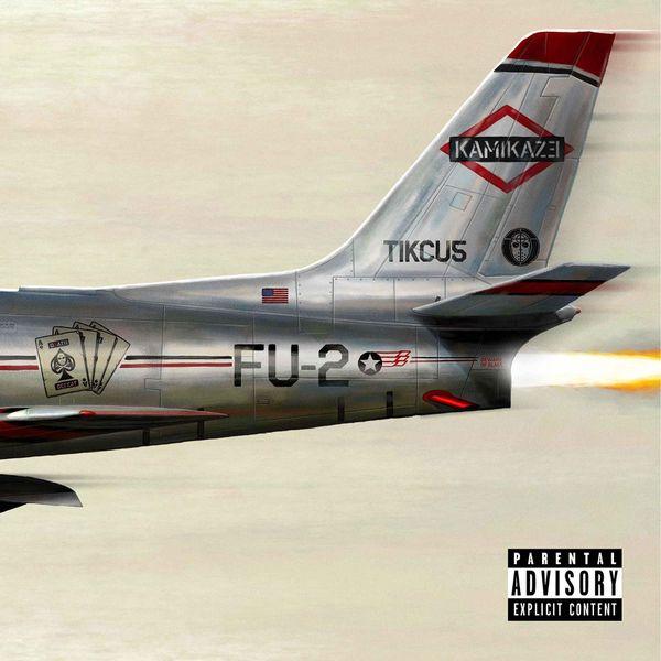 Copertina Vinile 33 giri Kamikaze di Eminem