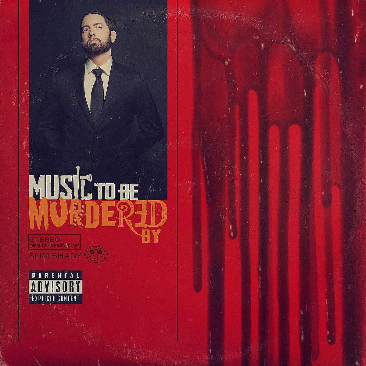 Copertina Vinile 33 giri Music to Be Murdered By [2 LP] di Eminem
