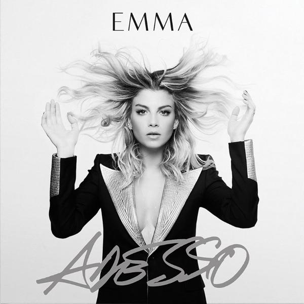Copertina Disco Vinile 33 giri Adesso di Emma