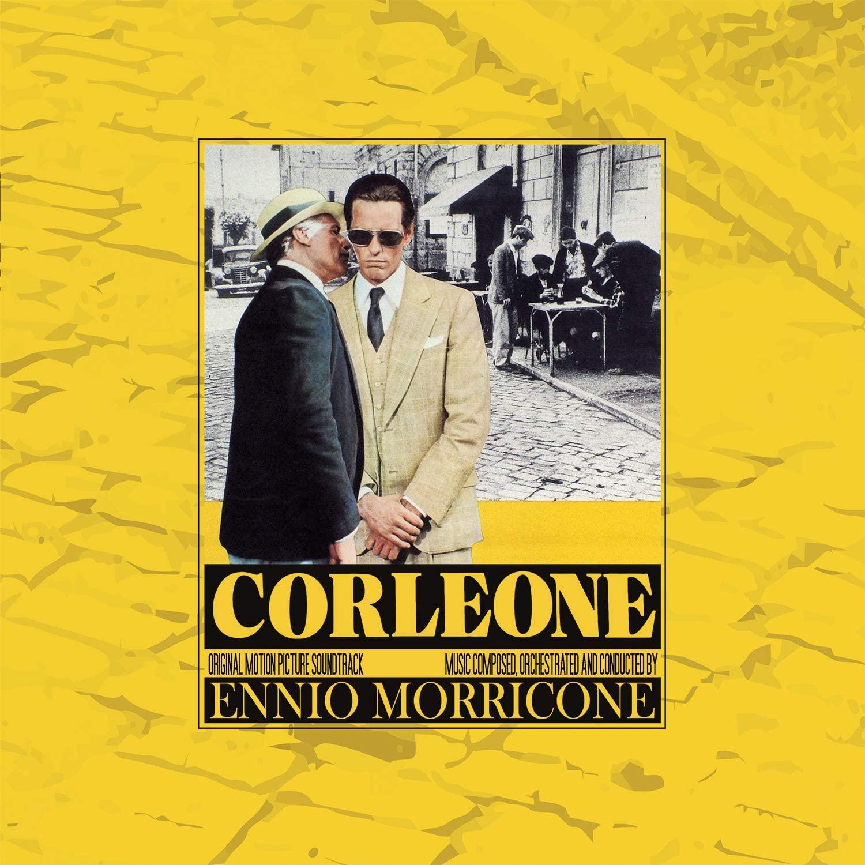 Copertina Vinile 33 giri Corleone [Soundtrack LP] di Ennio Morricone