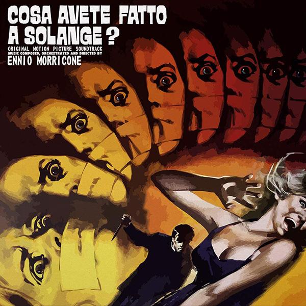 Copertina Vinile 33 giri Cosa Avete Fatto A Solange? [Soundtrack LP] di Ennio Morricone