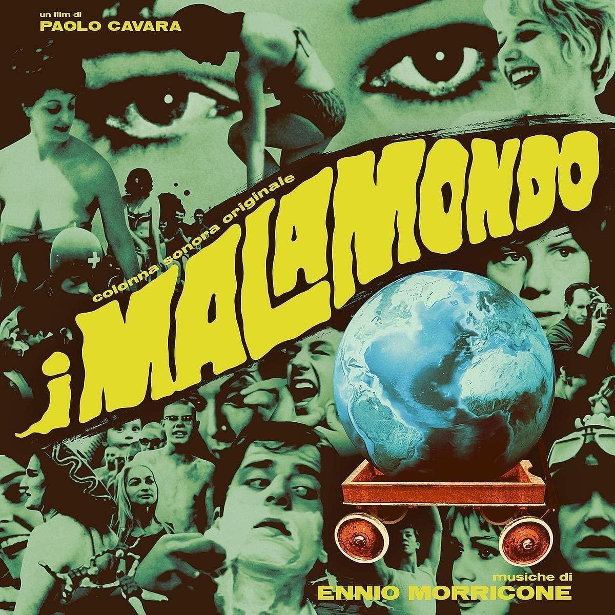 Copertina Vinile 33 giri I Malamondo [Soundtrack LP] di Ennio Morricone
