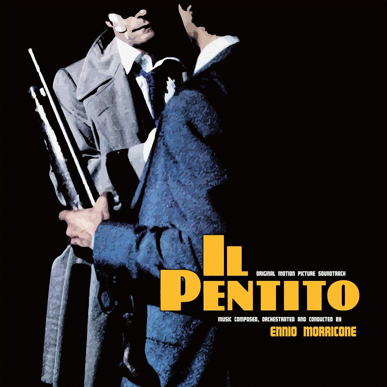 Copertina Vinile 33 giri Il Pentito [Soundtrack LP] di Ennio Morricone