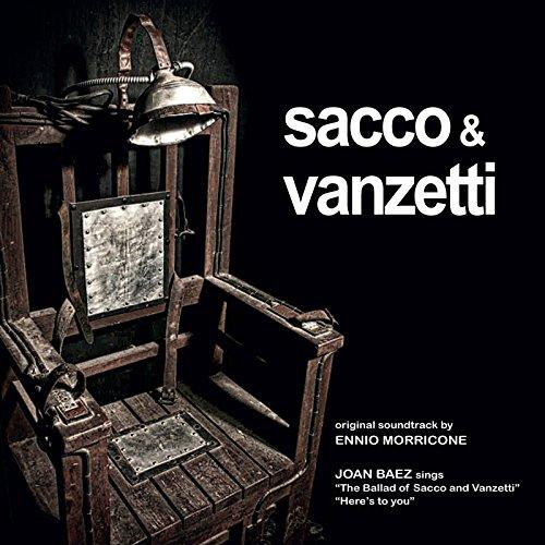 Copertina Disco Vinile 33 giri Sacco e Vanzetti di Ennio Morricone