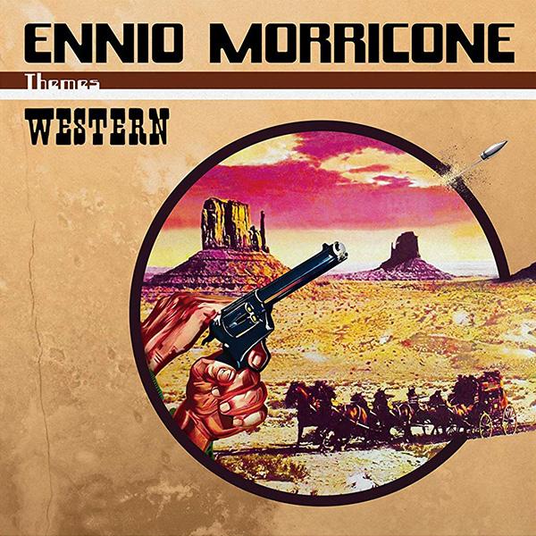 Copertina Vinile 33 giri Western [2xLP] di Ennio Morricone