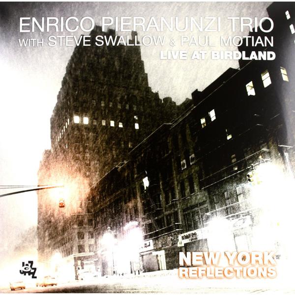 Copertina Disco Vinile 33 giri New York Reflections di Enrico Pieranunzi