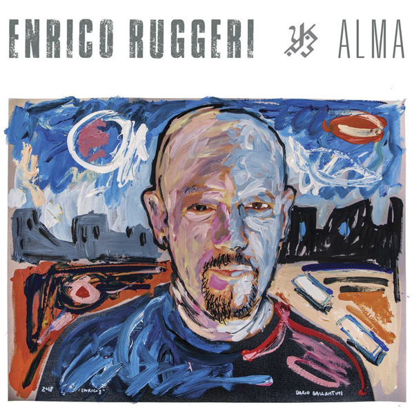 Copertina Vinile 33 giri Alma [2 LP] di Enrico Ruggeri