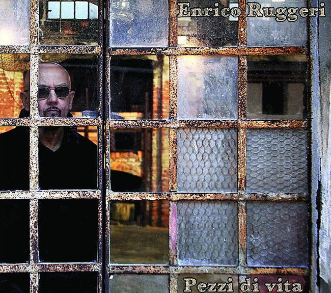 Copertina Disco Vinile 33 giri Pezzi di Vita [2 LP] di Enrico Ruggeri