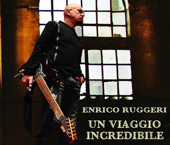 Copertina Disco Vinile 33 giri Un Viaggio Incredibile di Enrico Ruggeri