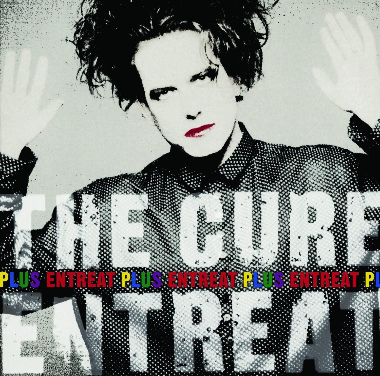 Copertina Disco Vinile 33 giri Entreat Plus [2 LP] di The Cure