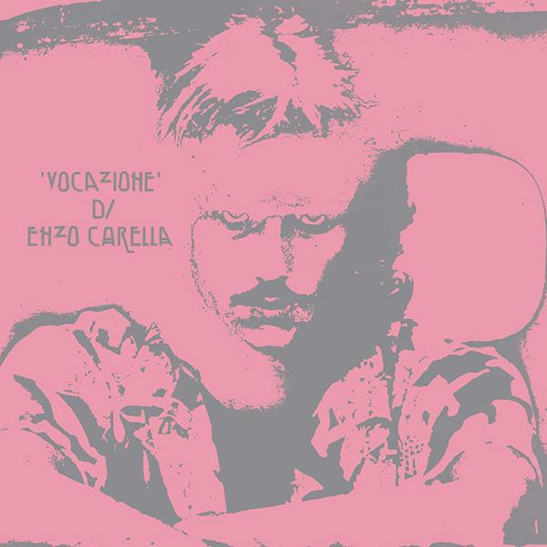 Copertina Vinile 33 giri Vocazione di Enzo Carella
