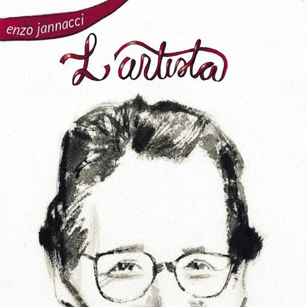 Copertina Disco Vinile 33 giri L'artista di Enzo Jannacci