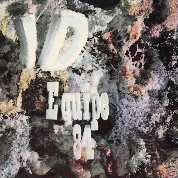 Copertina Disco Vinile 33 giri ID di Equipe 84