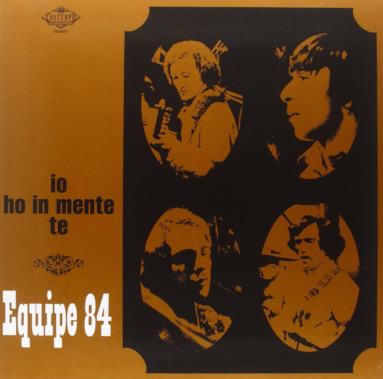 Copertina Disco Vinile 33 giri Io ho in mente te di Equipe 84
