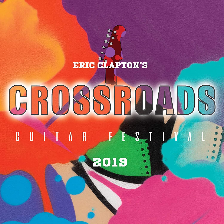 Copertina Vinile 33 giri Crossroads Guitar Festival [Cofanetto 6xLP] di Eric Clapton