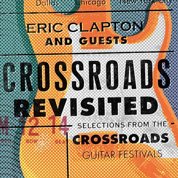Copertina Vinile 33 giri Crossroads Revisited [Cofanetto 6xLP] di Eric Clapton