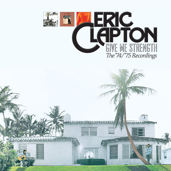 Copertina Disco Vinile 33 giri Give Me Strength: The 74-75 Recordings [3xLP] di Eric Clapton