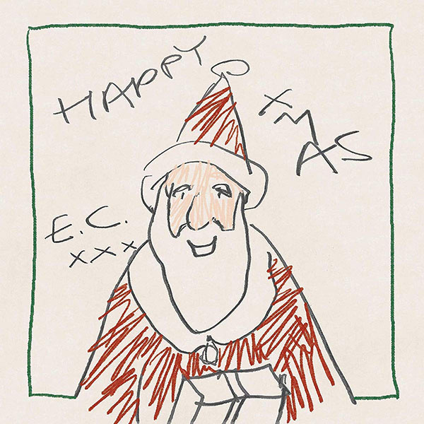 Copertina Vinile 33 giri Happy Xmas [2 LP] di Eric Clapton