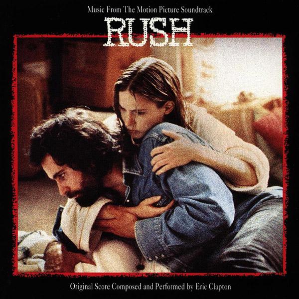 Copertina Vinile 33 giri Rush  [Soundtrack LP] di Eric Clapton