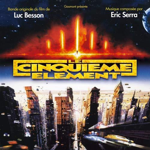 Copertina Vinile 33 giri Il Quinto Elemento [Soundtrack 2xLP] di Eric Serra