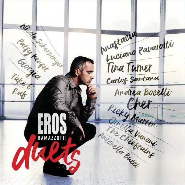 Copertina Vinile 33 giri Eros Duets [2 LP] di Eros Ramazzotti