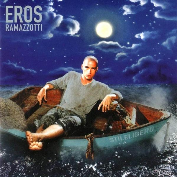 Copertina Disco Vinile 33 giri Stilelibero [2 LP] di Eros Ramazzotti
