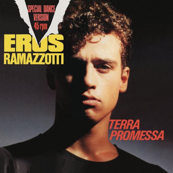 Copertina Vinile 33 giri Terra Promessa [Singolo 45 Giri] di Eros Ramazzotti