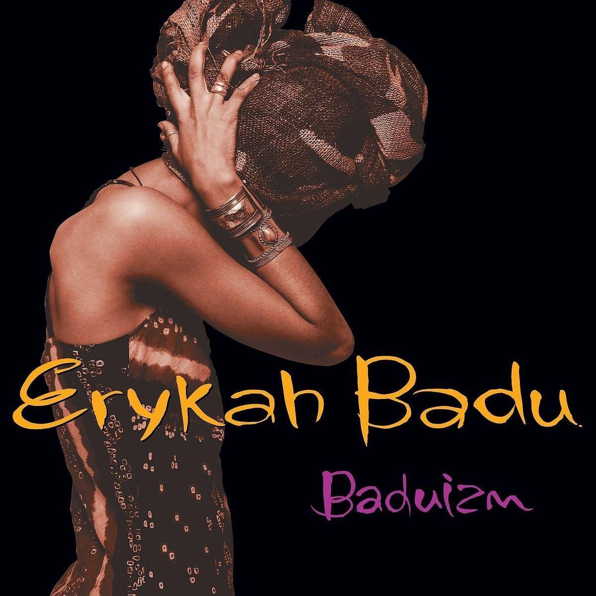 Copertina Disco Vinile 33 giri Baduizm [2 LP] di Erykah Badu