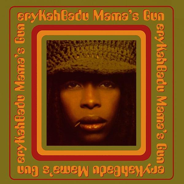 Copertina Disco Vinile 33 giri Mama's Gun [2 LP] di Erykah Badu