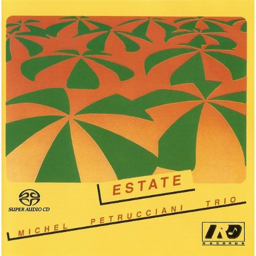 Copertina Disco Vinile 33 giri Estate di Michel Petrucciani