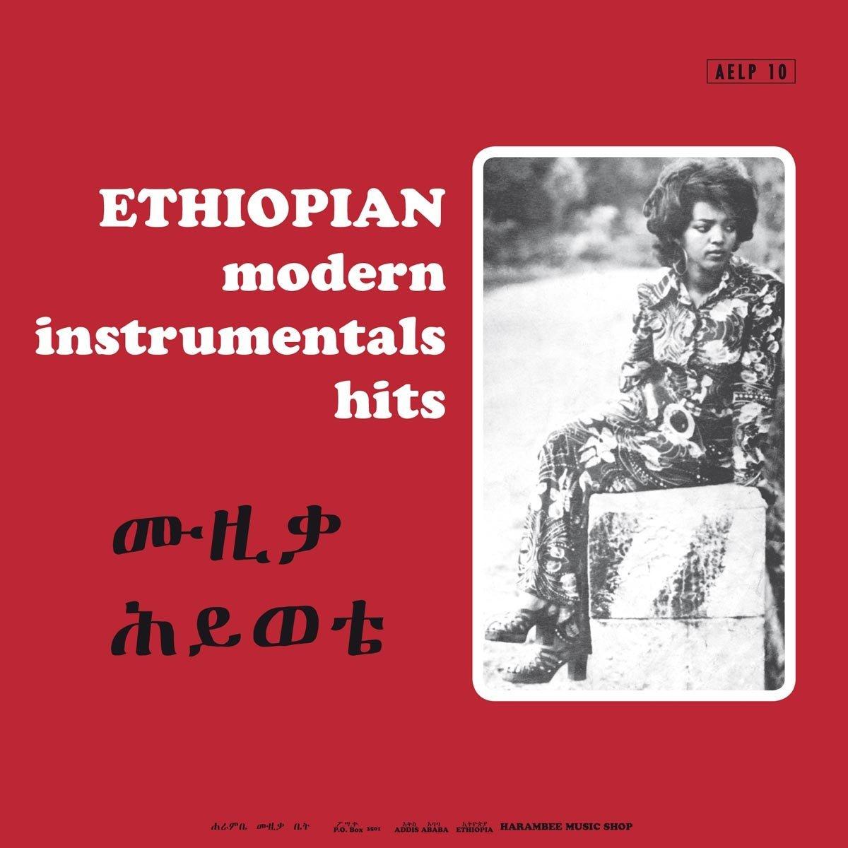 Copertina Disco Vinile 33 giri Ethiopian Modern Instrumentals Hits di
