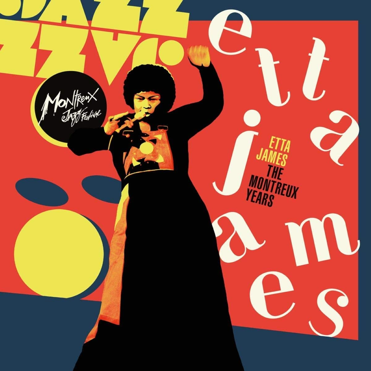 Copertina Vinile 33 giri The Montreux Years [2 LP] di Etta James
