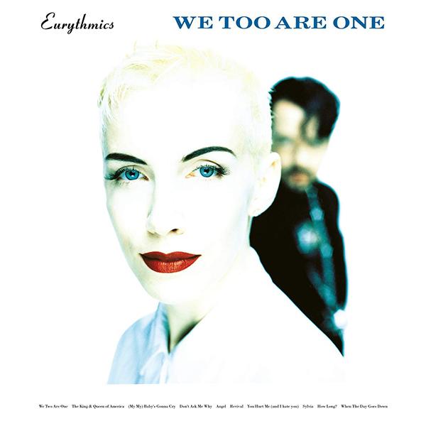 Copertina Vinile 33 giri We Too Are One di Eurythmics