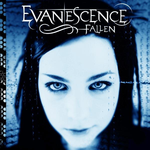 Copertina Vinile 33 giri Fallen di Evanescence
