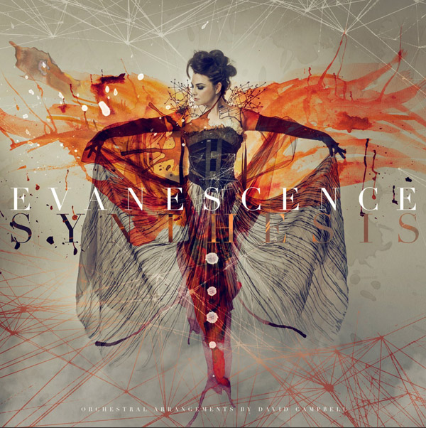 Copertina Vinile 33 giri Synthesis [2LP + CD] di Evanescence