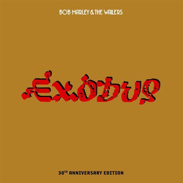 Copertina Disco Vinile 33 giri Exodus di Bob Marley