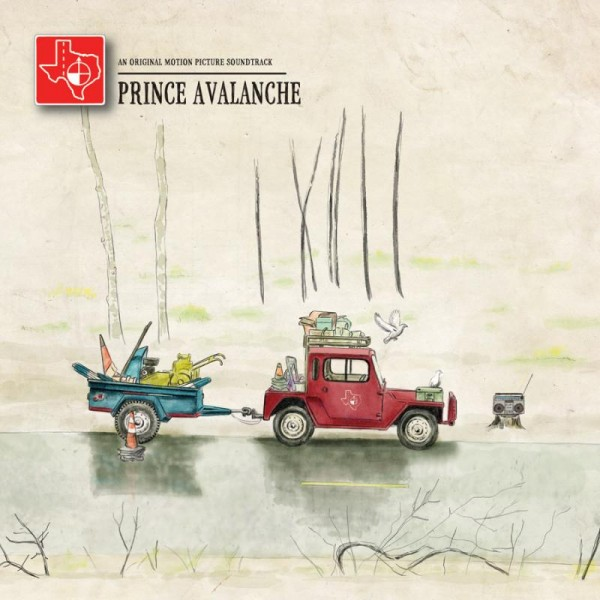 Copertina Disco Vinile 33 giri Prince Avalanche [Soundtrack LP] di Explosions In The Sky