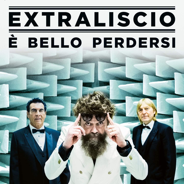 Copertina Vinile 33 giri E' Bello Perdersi [2 LP] di Extraliscio
