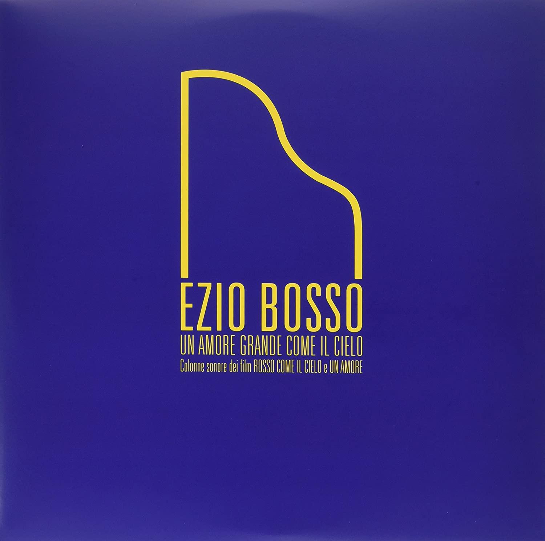 Copertina Vinile 33 giri Un Amore Grande Come Il Cielo [Soundtrack 3xLP] di Ezio Bosso
