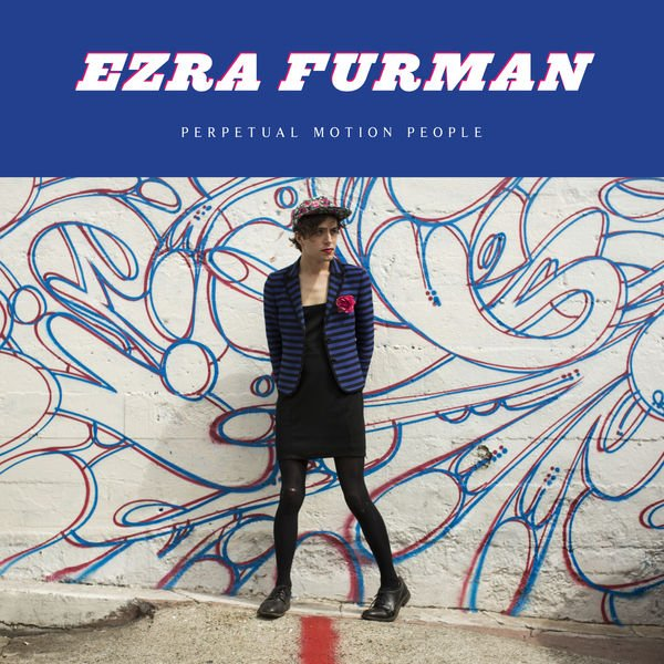 Copertina Disco Vinile 33 giri Perpetual Motion People [LP+CD] di Ezra Furman