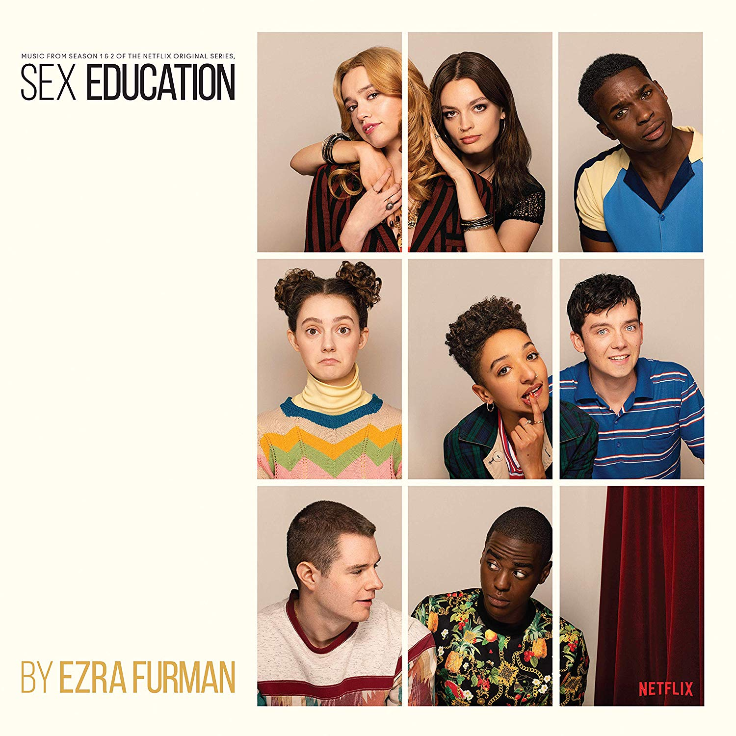 Copertina Vinile 33 giri Sex Education [Soundtrack LP] di Ezra Furman