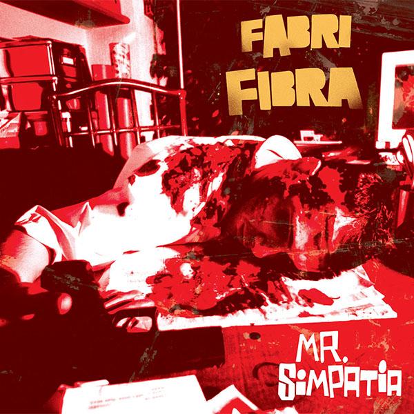 Copertina Vinile 33 giri Mr. Simpatia [2 LP] di Fabri Fibra